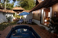 TRAVANCORE HERITAGE, AYURVEDIC BEACH RESORTS, MULLOOR, KOVALAM, TRIVANDRUM
