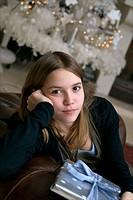 Teenage girl Christmas present