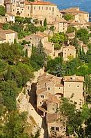 Gordes. Vaucluse, Provence-Alpes-Côte d´Azur, France