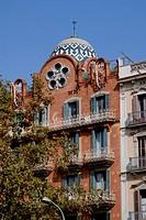 Barcelona, Wohnhaus, tenement