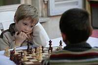 Premature child chess