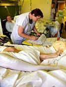 Nurse visit