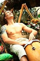 Man drum