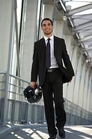 Man helmet