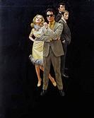 Stanley Borack, b.1927/American