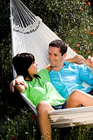 Couple hammock