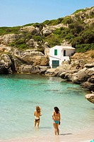 Binidali, Minorca, Balearic Islands, Spain
