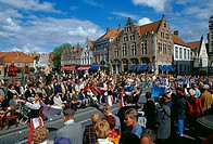 Belgium _ Flanders _ Bruges _ Procession 'The Holy Blood'