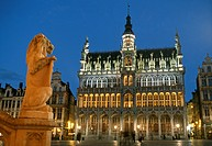 Belgium _ Brussels _ The Grand Place