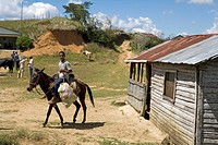 Dominican Republic _ Centre _ Region El Pico Duarte
