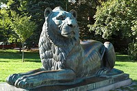 Bulgaria _ Sofia _ Capital City _ Sophia Cathedral _ Lion