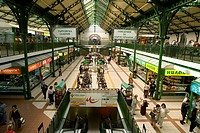 Bulgaria _ Sofia _ Capital City _ Hallite mall