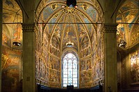 europe, italy, marche, loreto, sanctuary of the holy house, german chapel