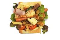 Junk Food Sandwich