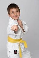boy does judo