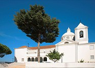 church of Castro Marim, Algarve, Portugal
