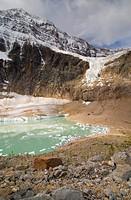 Mount Edith Cavell, Jasper, Alberta, Canada