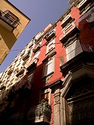Apartments, Naples, Italy