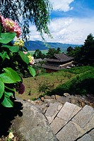 Monastery near Lijiang