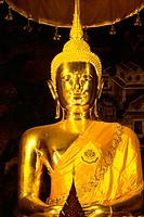 Golden Buddha, Wat Po Temple