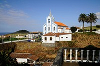 Altares church, Northcoast, Terceira Island, Azores, Portugal