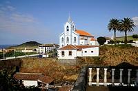 Altares church, Northcoast, Terceira Island, Azores, Portugal