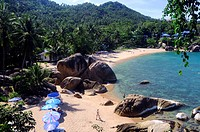 Coral Cove Beach, East coast, Ko Samui, Thailand