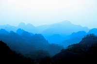 Asia, China, Fujian, UNESCO, World Cultural Heritage, World Natural Heritage, Wuyi Mountain