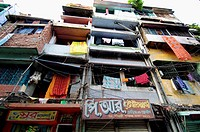 Old city area, Dhaka, Bangladesh