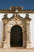 Church of the Assumption, Cabra, Cordoba province, Andalusia, Spain