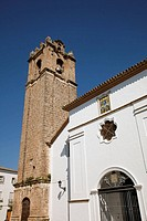Church of the Assumption, Priego de Cordoba, Cordoba province, Andalusia, Spain