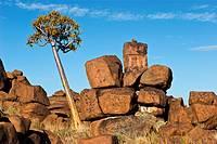 Giant´s Playground, Namibia