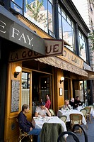 La Goulue Restaurant, New York City, USA
