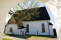 Finland, Southern Finland, Porvoo, Porvoo Cathedral
