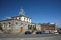 The Courthouse Hillsborough located in the Square Hillsborough county down northern ireland uk Hillsborough Tourist Information Centre and shop is als...