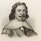 Ferdinando Fairfax, 2nd Lord Fairfax of Cameron, 1584 to 1648  English parliamentary general