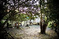 House, Nature, Caioezinho Community, Negro Rivers, Novo Airão, Amazonas, Brazil