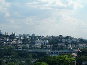 City, Landscape, Morumbi, São Paulo, Brazil