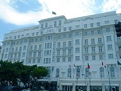 Copacabana Palace Hotel, Atlântica Avenue, Copacab