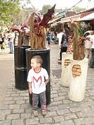 Fair of Craft, Embu das Artes, São Paulo, Brazil