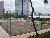 Block, Povo Park, Itaim Bibi, São Paulo, Brazil