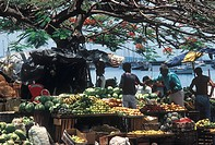 Fruits Market, Salvador, Bahia, Brazil