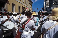 Bonfim Party, Salvador, Bahia, Brazil