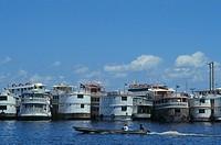 Flotation Port, Manaus, Amazonas, Brazil