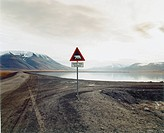 the most northern settlement in the world is Longyearben on the island of Svalbard. Due to the polar bear population, the inhabitants must travel with...