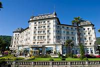 Regina Palace Hotel, Stresa, Lake Maggiore, Italy