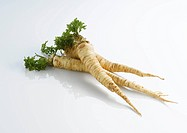 Three parsnips