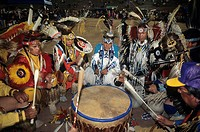 United States, Arizona, Navajo Nation, pow wow