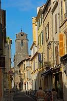 Old town, Arles. Bouches-du-Rhone, Provence-Alpes-Côte d´Azur, France