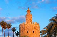 Torre del Oro, Sevilla. Andalusia, Spain
